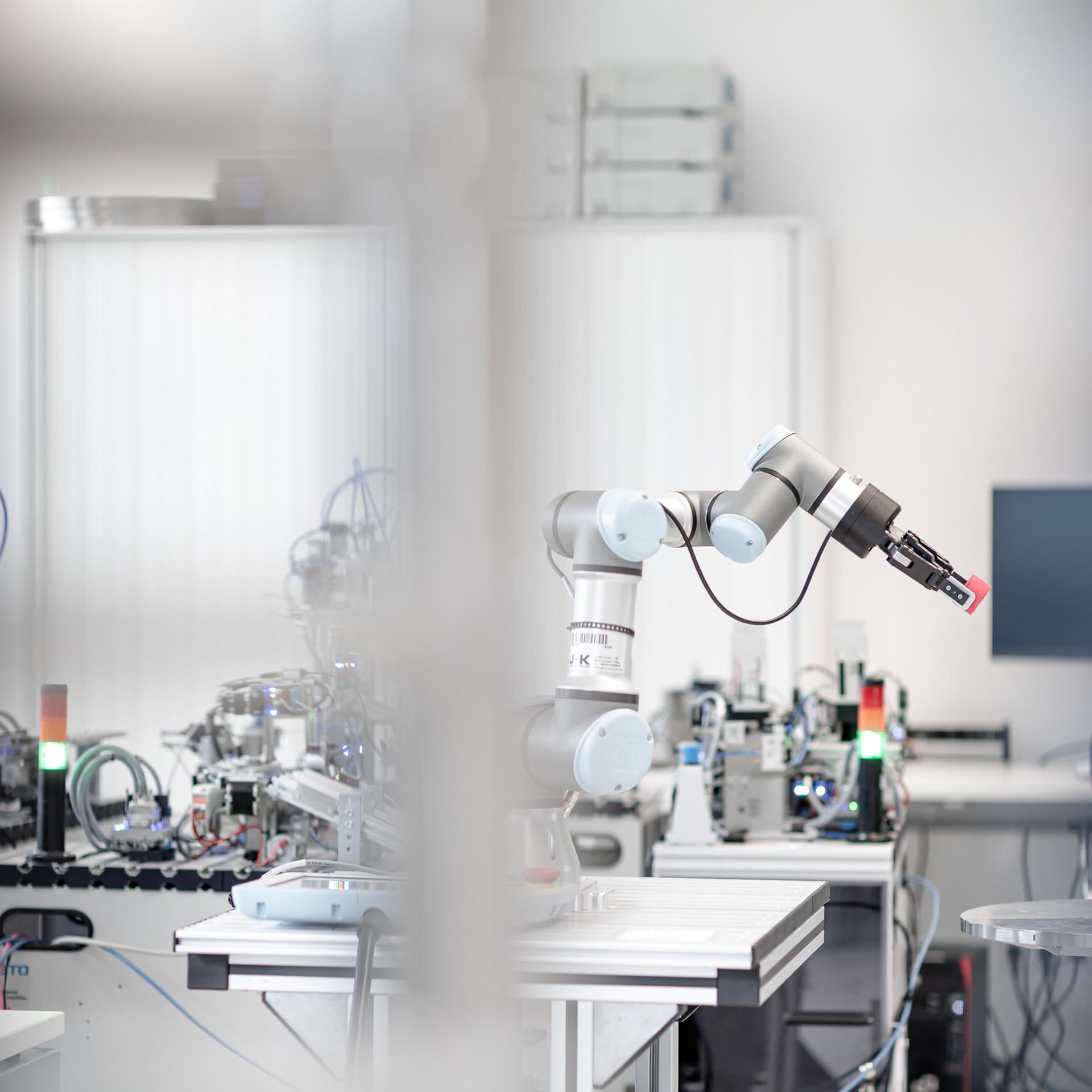 Das Living Lab des Fraunhofer IKS