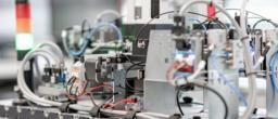 Modellfabrik des Fraunhofer IKS