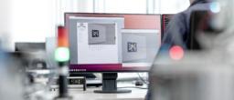 Arbeiten im Living Lab am Fraunhofer IKS