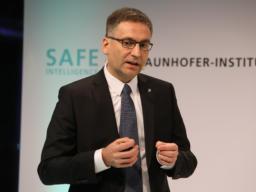 apl. Prof. Dr. habil. Mario Trapp, geschäftsführender Institutsleiter des Fraunhofer IKS