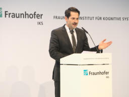 Prof. Dr. Thomas F. Hofmann, Präsident der Technischen Universität München (TUM)