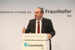 Hubert Aiwanger, Bayerischer Staatsminister für Wirtschaft, Landesentwicklung und Energie