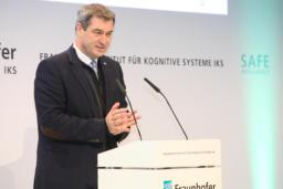 Ministerpräsident Dr. Markus Söder